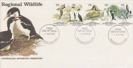 AAT 1983 Regional  Wildlife - Australian Antarctic Territory (AAT)