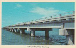 Louisiana New Orleans Lake Pontchartrain Causeway