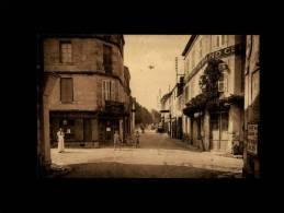 79 - COULONGES-SUR-L´AUTIZE - Rue De Fontenay - Coulonges-sur-l'Autize