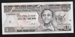 ETHIOPIA   P46b   1   BIRR    2000    UNC. - Ethiopie