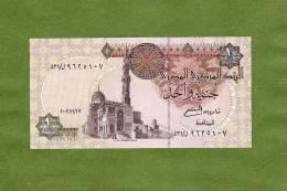 EGYPTE  P50e  1   POUND  23.12.2003  SIGNATURE 21  UNC. - Egypte