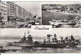 CPSM 83 Toulon ,photo Véritable - Toulon