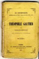 THEOPHILE GAUTIER . Les Contemporains Par Eugène De Mirecourt.   N° - Biographie