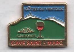 Beau Pin's , Cave Saint Marc , Côte Du Ventoux , Caromb , Vaucluse - Ciudades