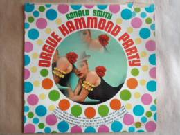 RONALD SMITH / ORGUE HAMMOND PARTY  - 33 T. - World Music