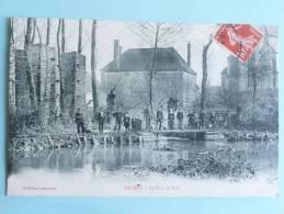 DAVREY - Le Pont Du Gué - Autres Communes