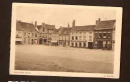 NIEUWPOORT - De Markt - Le Marché - 1913 - Nieuwpoort