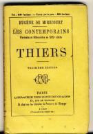 THIERS   - Les Contemporains Par Eugène De Mirecourt . N° 61 - Biographie
