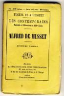 ALFRED DE MUSSET   - Les Contemporains Par Eugène De Mirecourt . N° 57 - Biographie