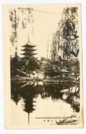 RP, Five-Storied Pagoda At Nara, JAPAN, 1920-40s - Japan