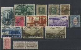 Italien Kolonien Eritrea Lot  (dx11) - Lots & Kiloware (mixtures) - Max. 999 Stamps