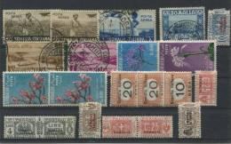 Italien Kolonien Somalia Lot  (dx11) - Lots & Kiloware (mixtures) - Max. 999 Stamps