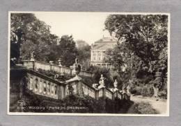 37998   Germania,    Wurzburg  -  Partie  Im  Schlosspark,  VGSB - Wuerzburg