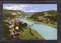38006     Germania,    Wehlen  -  Sachs.  Schweiz  Mit   Potzscha,  NV - Wehlen