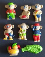 Koala Bären 1996 - 2.Serie - Kompletter Satz - Rarität !! - Kinder & Diddl