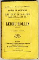 BARBES      - LES CONTEMPORAINS Par Eugène De Mirecourt . N°79 - Biographie