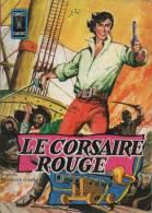 CORSAIRE ROUGE BE AREDIT 01-1970 COMICS CLASSIC N° 7 RARE - Arédit & Artima