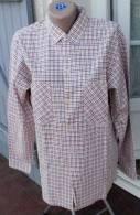 Pur Vintage Chemise Homme à Carreaux HONEYMOON Taille S - He