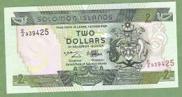 SOLOMON ISLANDS P18  2  DOLLARS (1997)   UNC. - Salomons