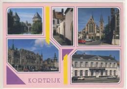 KORTRIJK - Multicard - Greetings From Ca 1980 - Kortrijk