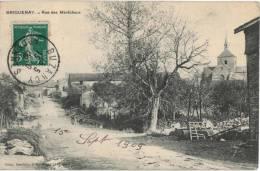 Carte Postale Ancienne De  BRIQUENAY - Francia
