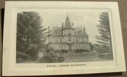 Avize - Chateau De Cazanove - Autres Communes