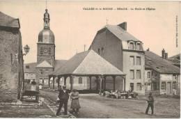 Carte Postale Ancienne De  BRAUX - Other Municipalities