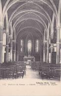 21895 COLPO, Environs Vannes, Intérieur De L'Eglise . David 324? - Autres Communes