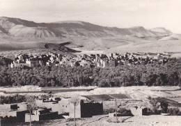 21899 Editions Bertrand Marrakech - Tinerhir Vallée Todra -folklore Sites -cpm 145x100mm - Maroc