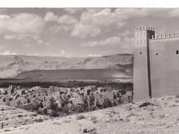 21900 Editions Bertrand Marrakech - Tinerhir Vallée Todra -folklore Sites -cpm 145x100mm - Maroc