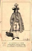 Uniforme - 1er Empire, Grands Officiers Civils De La Couronne - Uniformes