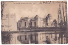 21906 LUIK LIEGE Exposition Universelle 1905 Le Palais Des Beaux Arts - Nels N°4 Carte Officielle