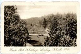 Lemberg, Lwow, Lviv_1, Kilinski-Park,k.u.k. Militär_Zensur, 16.3.1916, WK1, WW1 - Ucraina