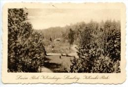 Lemberg, Lwow, Lviv_1, Kilinski-Park,k.u.k. Militär_Zensur, 16.3.1916, WK1, WW1 - Ukraine