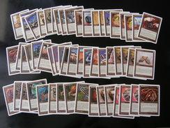 CARTE MAGIC THE GATHERING - 5ème EDITION - ARTEFACT - LOT 56 CARTES - Artefacts