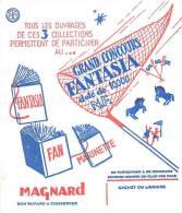 Buvard Réf.024. Librairie Magnard - Stationeries (flat Articles)