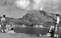 -CPSM - MALLORCA-SOLLER - Escena Tipica En El Puerto De Soller - 318 - Mallorca