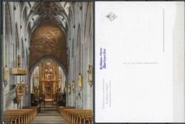 Ak Deutschland  - Überlingen Am Bodensee - St. Nikolaus - Münster,kirche,church,Eglise - Hochaltar - Kirchen U. Kathedralen