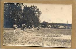 44   NANTES    CPA PHOTO     LE  GRAND  BLOTTEREAU  1921  COURSE  DE  1500 M - Boussay