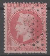 Napoléon III Lauré  N° 32  Avec Oblitération Etoile 3 ?  TTB - 1863-1870 Napoléon III. Laure