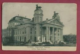 A11771 / Sofia - National Theatre  - Bulgaria Bulgarie Bulgarien Bulgarije - Bulgarie