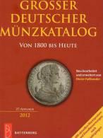 Deutschland 2012 Großer Deutscher Münzkatalog Neu 35€ Für Münzen Numis-Briefe Numisblatt New Coins Catalogue Of Germany - Colecciones