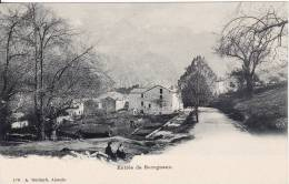 BOCOGNANO (Corse Du Sud) - Entrée Du Village  -  VOIR 2 SCANS - - Frankrijk