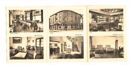 """""""Prospectus Dépliant - Hôtel Des Ardennes - LaRoche En Ardenne"""" - Publicités"""