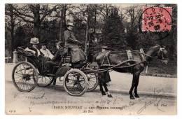 75 - Paris Nouveau - Les Femmes Cocher - Au Bois - Editeur: ND Phot N° 2319 - Artisanry In Paris