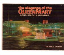 Official Colour Booklet Queen Mary 1975 - Tourism Brochures