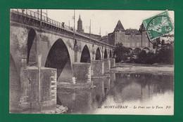 3105)  MONTAUBAN  Vue 1909 : Très Très Bon état : 7 - Montauban