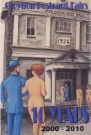 PYB: Postcard Fairs Sydney Croydon 2000-2010 [ Nude Limited Edition 2013-IV-3] - Illustrators & Photographers