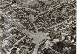CPSM SEIGNELAY (Yonne) - Vue Générale Aérienne - Seignelay