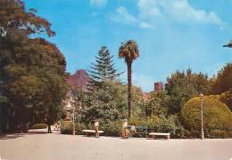 MISTRETTA (ME) VILLA COMUNALE G' GARIBALDI 1973 - Messina